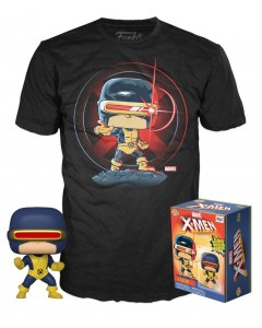 Marvel - Pop! & Tee - Set figurine Pop! + T-Shirt 1st appearance Cyclops