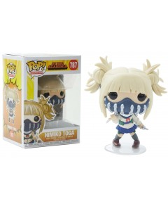 My Hero Academia - Pop! - Himiko Toga w/ Face Cover n°787