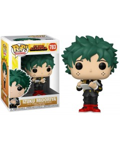 My Hero Academia - Pop! - Izuku Midoriya (Deku) School Uniform n°783
