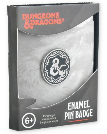 Dungeons & Dragons - Pins Dragon (ovale)