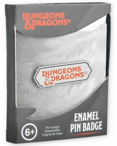 Dungeons & Dragons - Pins Logo