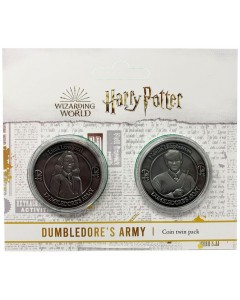 Harry Potter - Pack 2 pièces de collection Dumbledore's Army Neville & Luna 9995 exemplaires