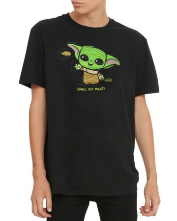 Star Wars : The Mandalorian - Pop! T-Shirt - T-Shirt Child Cute - Femme