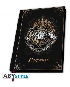 Harry Potter - Carnet A5 premium Hogwarts