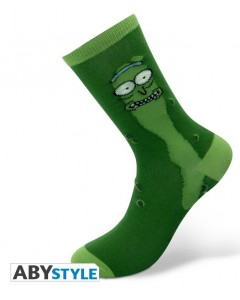 Rick and Morty - Chaussettes Pickle Rick (taille unique)