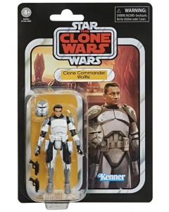 Star Wars - The Vintage Collection - Clone Commander Wolffe (Clone Wars)