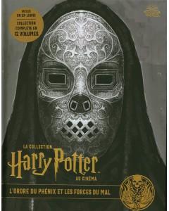 La collection Harry Potter au cinéma - Tome 8 : L'ordre du Phénix et les forces du mal