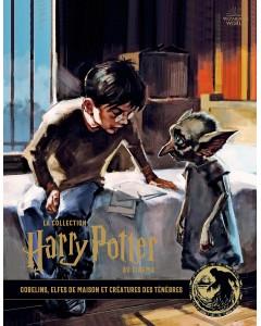 La collection Harry Potter au cinéma - Tome 9 : Gobelins, Elfes de Maison et Créatures des Ténèbres
