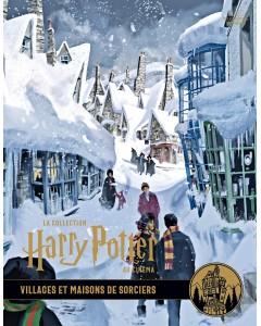 La collection Harry Potter au cinéma - Tome 10 : Villages et maisons de sorciers