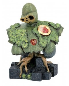Laputa Castle - Figurine diorama Horloge Robot Soldier