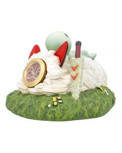 Mononoke Hime - Figurine diorama Horloge Masque & Kodama