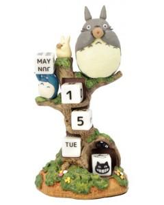 Mon Voisin Totoro - Figurine diorama calendrier perpétuel Ocarina