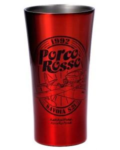 Porco Rosso - Verre Acier (Stainless Steel Tumbler) 400ml