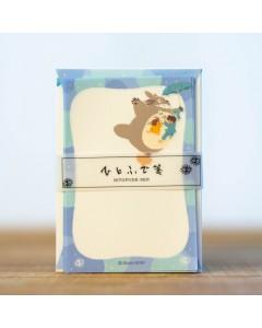 Mon Voisin Totoro - Set papier à lettres
