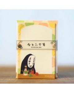 Spirited Away (Chihiro) - Set papier à lettres