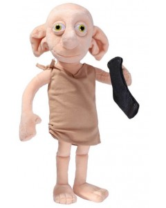 Harry Potter - Peluche interactive Dobby