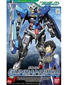 Gundam - 1/100 GN-001 Gundam Exia