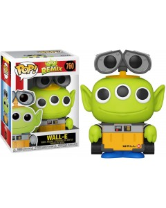Pixar - Pop! Alien Remix - Wall-E n°760