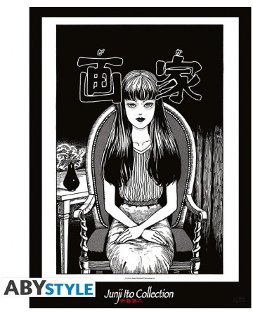 Junji Ito - Poster Tomie 52 x 38 cm