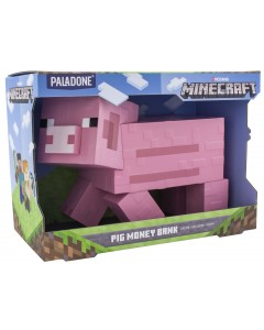 Minecraft - Tirelire Pig