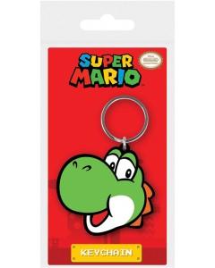 Super Mario - porte-clé PVC Yoshi