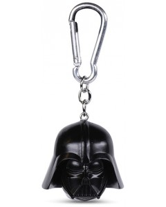 Star Wars - Porte-clé mousqueton 3D Darth Vader