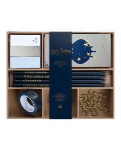 Harry Potter - Set de Papeterie luxe Spells and Charms