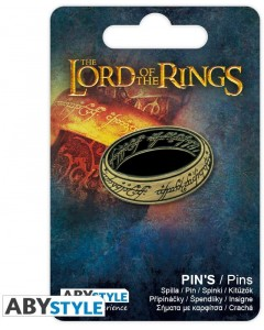 Lord of the Rings - Pins Anneau Unique