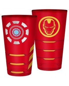 Marvel - Verre 400 ml Iron Man