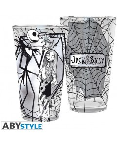 Nightmare Before Christmas - Verre 400 ml Jack & Sally