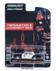 Terminator 2 - 1/64 1987 Chevrolet Caprice Metropolitan Police