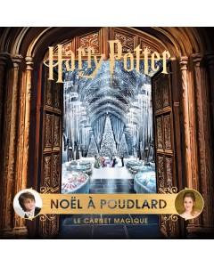 Harry Potter : Noël à Poudlard : Le carnet magique