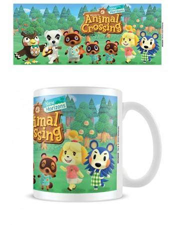 Animal Crossing - Mug Line-Up