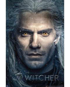 The Witcher - grand poster Close Up (61 x 91,5 cm)