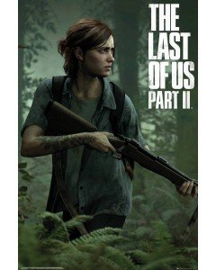 The Last of US Part II - grand poster Ellie (61 x 91,5 cm)