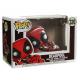 Deadpool - Pop! - Playtime : Deadpool as Burt Reynolds