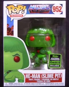 Masters of the Universe - Pop! MOTU - He-Man Slime ECCC n°952
