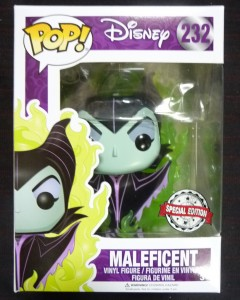 Disney Pop! - Maleficent n°232 (Maléfique) Flames