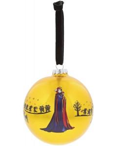 Disney - Boule de sapin Evil Queen (Blanche-Neige)