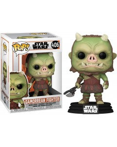 Star Wars : The Mandalorian - Pop! - Gamorrean Fighter n°406