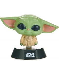 Star Wars : The Mandalorian - Petite lampe veilleuse The Child 10 cm