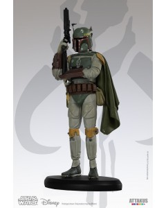 Star Wars - Attakus Elite - Statue Boba Fett n°2