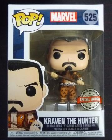 Marvel - Pop! - 80th : Kraven exclusive