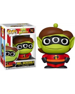 Pixar - Pop! Alien Remix - Mrs Incredible n°762
