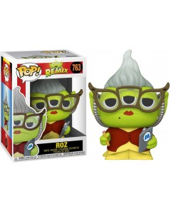 Pixar - Pop! Alien Remix - Roz n°763
