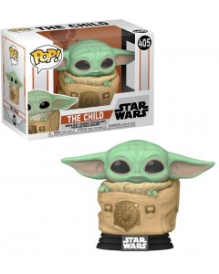 Star Wars : The Mandalorian - Pop! - The Child Bag (Baby Yoda) n°405