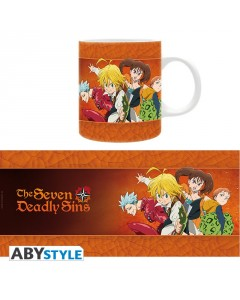 The Seven Deadly Sins - Mug 320 ml Sins