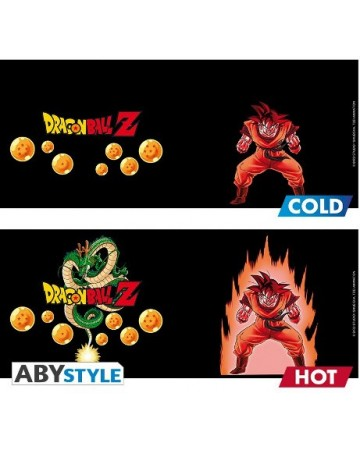Dragon Ball - Mug thermo-réactif Goku & Shenron