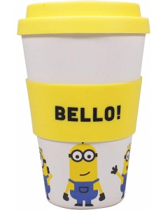 Minions - Travel mug bambou Bello