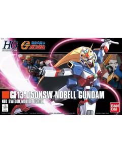 Gundam - HGFC 1/144 GF13-050NSW Nobell